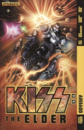 Picture of KISS THE ELDER TP VOL 02 ODYSSEY