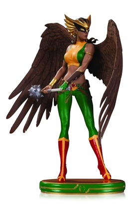 Picture of DC COVER GIRLS HAWKGIRL STATUE