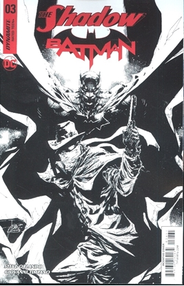 Picture of SHADOW BATMAN #3 (OF 6) CVR F 1:10 COPY TAN INCENTIVE CVR