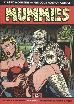 Picture of MUMMIES CLASSIC MONSTERS OF PRE-CODE HORROR COMICS TP
