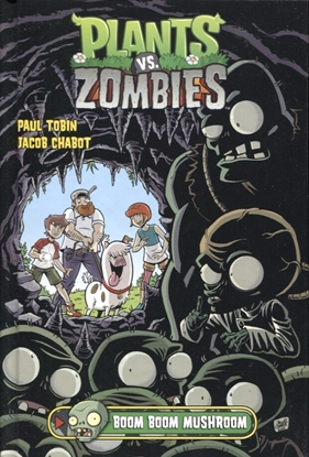 Picture of PLANTS VS ZOMBIES HC BOOM BOOM MUSHROOM