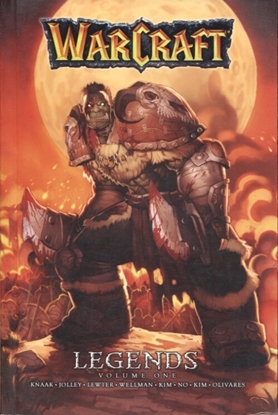 Picture of WARCRAFT LEGENDS TP VOL 01 (C: 1-1-0)