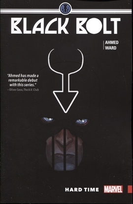 Picture of BLACK BOLT TP VOL 01 HARD TIME
