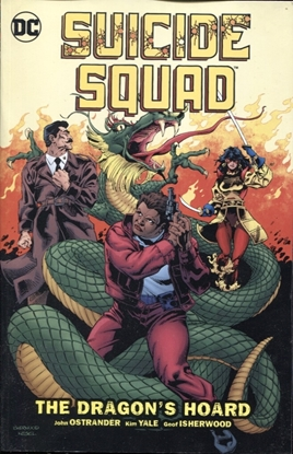 Picture of SUICIDE SQUAD TPB VOL 7 THE DRAGONS HOARD