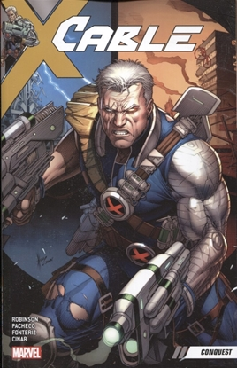Picture of CABLE TP VOL 01 CONQUEST