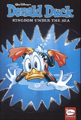 Picture of DONALD DUCK KINGDOM UNDER THE SEA TP
