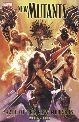 Picture of NEW MUTANTS TP VOL 03 FALL OF NEW MUTANTS