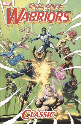 Picture of NEW WARRIORS CLASSIC TP VOL 02