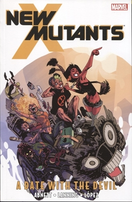 Picture of NEW MUTANTS TP VOL 05 DATE WITH DEVIL