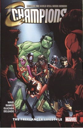 Picture of CHAMPIONS TP VOL 02 FREELANCER LIFESTYLE