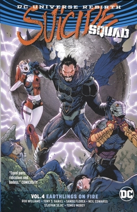 Picture of SUICIDE SQUAD TP VOL 04 EARTHLINGS ON FIRE (REBIRTH)