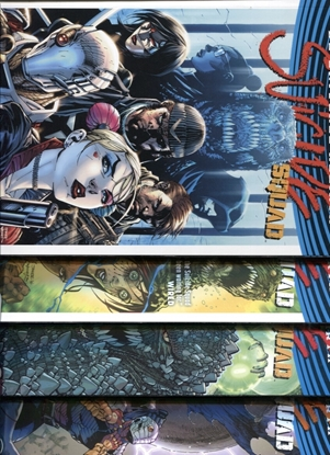 Picture of SUICIDE SQUAD TP VOL 1 2 3 4 SET