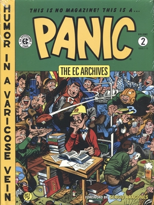 Picture of EC ARCHIVES PANIC HC VOL 02 (C: 1-1-2)