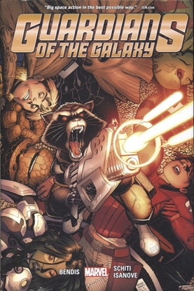Picture of GUARDIANS OF GALAXY HC VOL 04