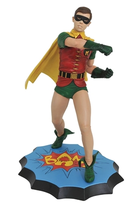 Picture of BATMAN 1966 PREMIER COLL ROBIN STATUE (C: 1-1-2)