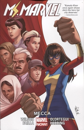 Picture of MS MARVEL TP VOL 08 MECCA
