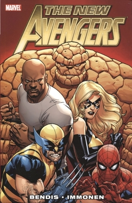 Picture of NEW AVENGERS BY BRIAN MICHAEL BENDIS TP VOL 01