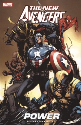 Picture of NEW AVENGERS TP VOL 10 POWER