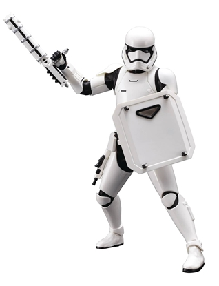 Picture of SW E7 FIRST ORDER STORMTROOPER FN-2199 ARTFX+ STATUE (JUL178