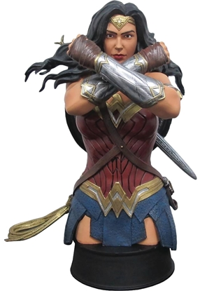 Picture of WONDER WOMAN MOVIE WONDER WOMAN PX BUST