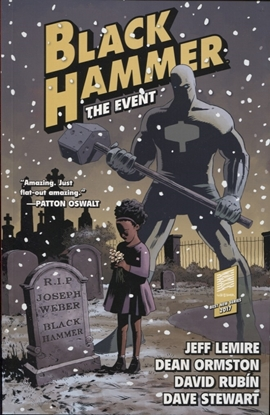 Picture of BLACK HAMMER TP VOL 02 THE EVENT