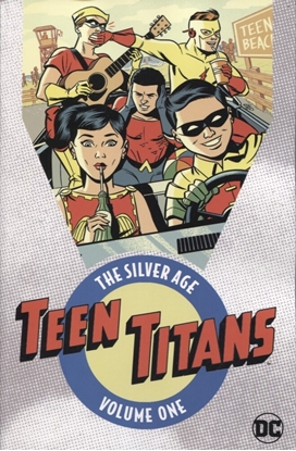 Picture of TEEN TITANS THE SILVER AGE TPB VOL 1