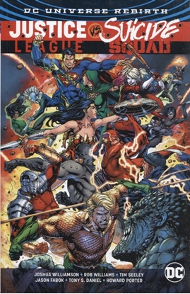 Picture of JUSTICE LEAGUE VS SUICIDE SQUAD TP (REBIRTH)