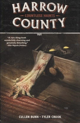 Picture of HARROW COUNTY TP VOL 01 COUNTLESS HAINTS (C: 0-1-2)