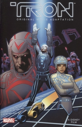 Picture of TRON GN TP ORIGINAL MOVIE ADAPTATION