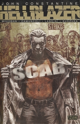 Picture of HELLBLAZER SCAB TP (MR)