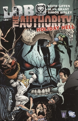 Picture of AUTHORITY LOBO HOLIDAY HELL TP (MR)