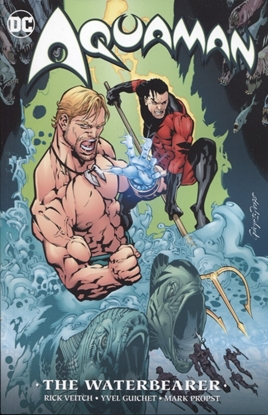 Picture of AQUAMAN THE WATERBEARER TP NEW EDITION