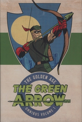 Picture of GREEN ARROW THE GOLDEN AGE OMNIBUS HC VOL 01