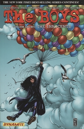 Picture of BOYS TP VOL 7 THE INNOCENTS