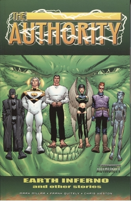 Picture of AUTHORITY EARTH INFERNO AND OTHER STORIES TP