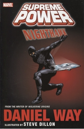 Picture of SUPREME POWER TPB NIGHTHAWK
