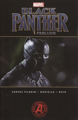 Picture of MARVELS BLACK PANTHER PRELUDE TP