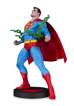 Picture of DC DESIGNER SER SUPERMAN BY NEAL ADAMS STATUE