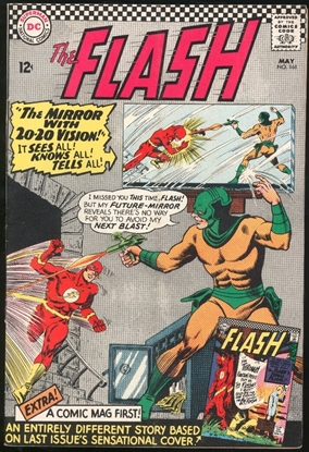 Picture of FLASH (1959) #161 5.0