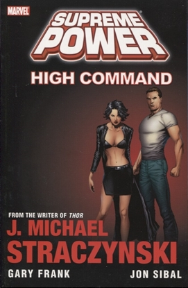 Picture of SUPREME POWER TPB HIGH COMMAND