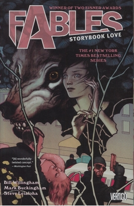 Picture of FABLES TPB VOL 3 STORYBOOK LOVE (MR)