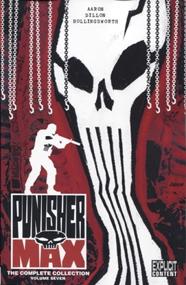 Picture of PUNISHER MAX TPB COMPLETE COLLECTION VOL 7 (MR)