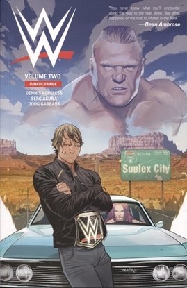 Picture of WWE ONGOING TP VOL 02 (C: 0-1-2)