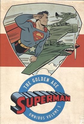 Picture of SUPERMAN THE GOLDEN AGE OMNIBUS HC VOL 5