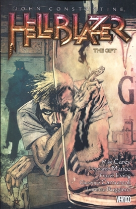 Picture of HELLBLAZER TP VOL 18 THE GIFT (MR)