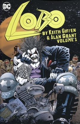 Picture of LOBO BY KEITH GIFFEN & ALAN GRANT TPB VOL 1