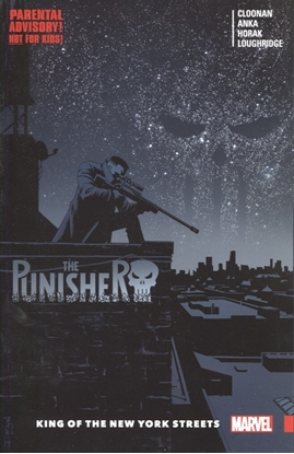 Picture of PUNISHER TPB VOL 3 KING OF NEW YORK STREETS