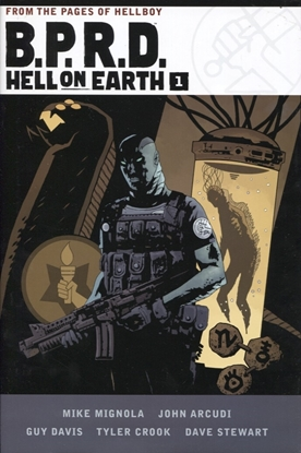 Picture of BPRD HELL ON EARTH HC VOL 01