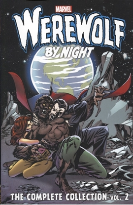 Picture of WEREWOLF BY NIGHT COMPLETE COLLECTION TP VOL 02