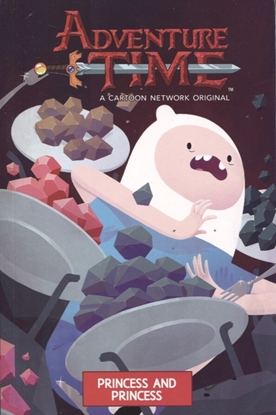 Picture of ADVENTURE TIME ORIGINAL GN VOL 11 PRINCESS & PRINCESS